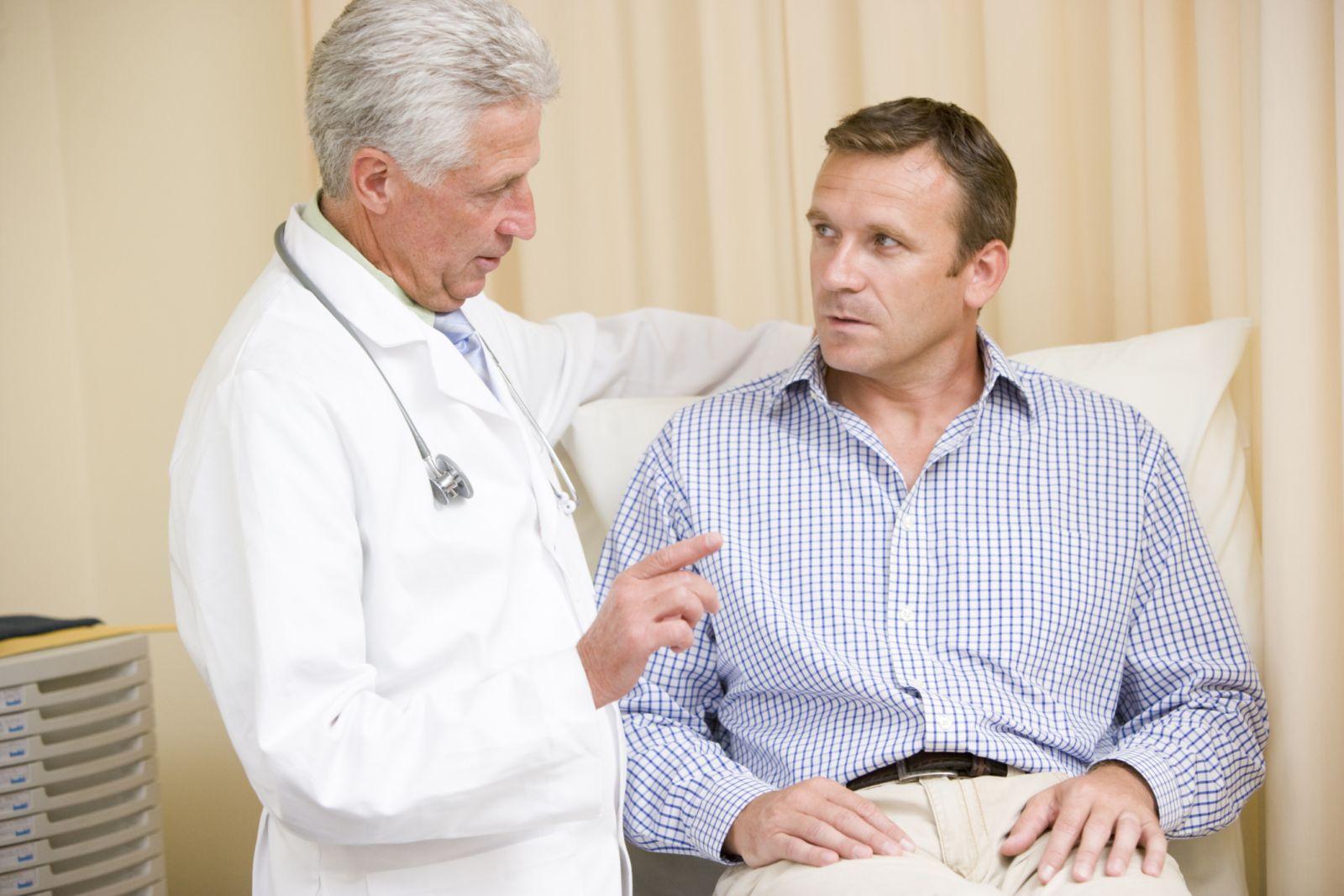 симптомы сифилиса на приеме у венеролога
